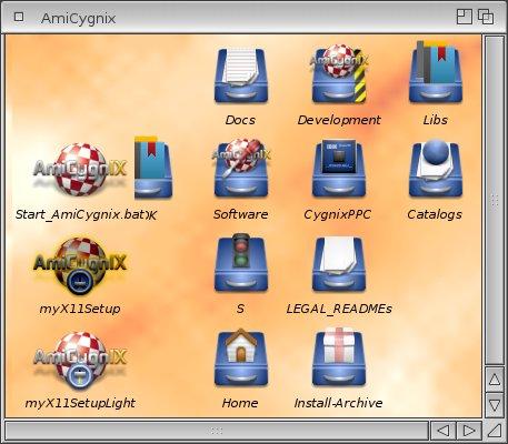 Amicygnix - brama dla Amigi do świata wielkiego oprogramowania