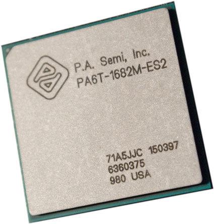 PowerPC P.A. Semi PA6T