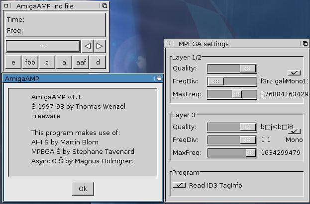 AmigaAmp 1.1