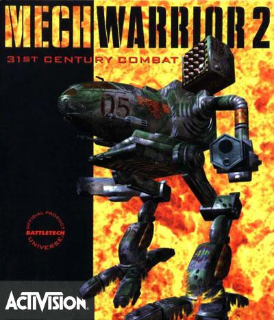 Mech Warior 2
