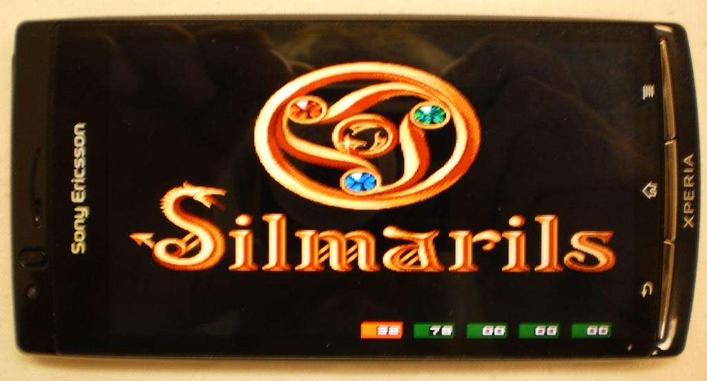 """Zdj. 5 Logo """"Silmarils"""" – coś dla nostalgików"""