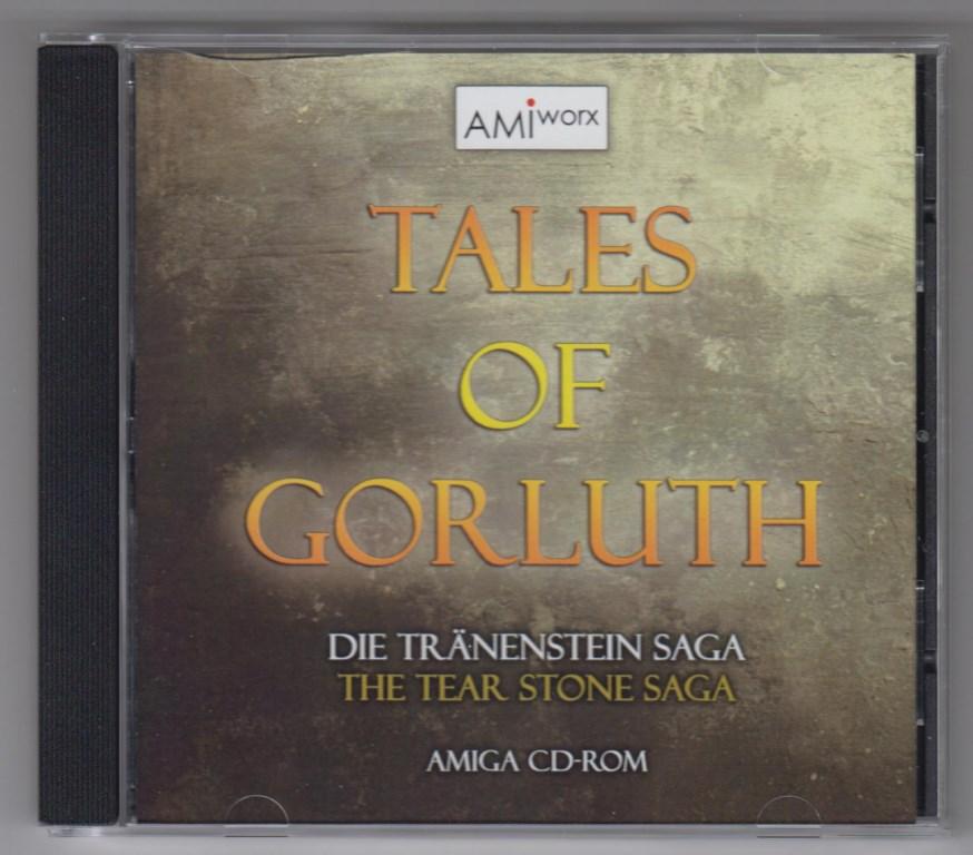 Tales Of Gorluth - pudełko CD