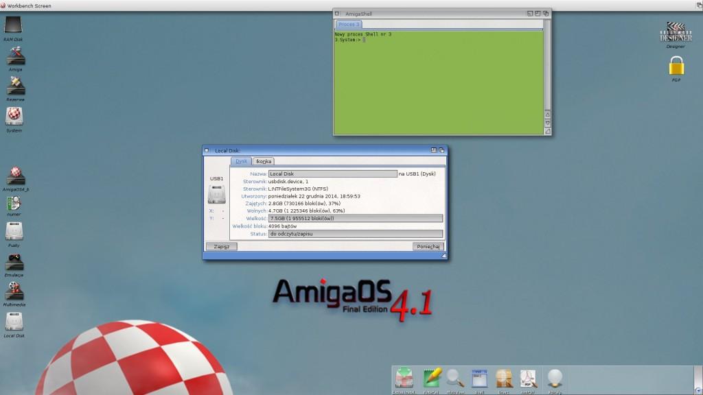 NTFS-3G działa jak należy