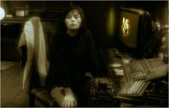 Avalon film Sci-Fi produkcji japońsko - polskiej i Amiga 500