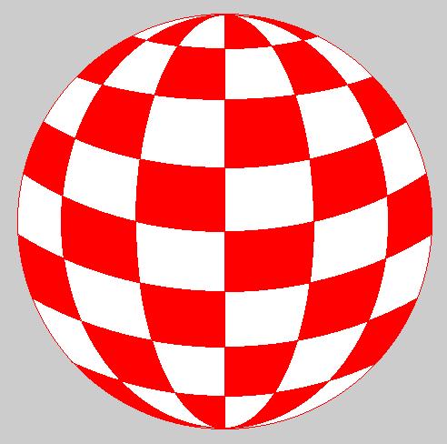 Proste, gotowe logo stworzone w PPaint.