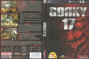 Gorky 17 - okładka współczesenej reedycji na PC.