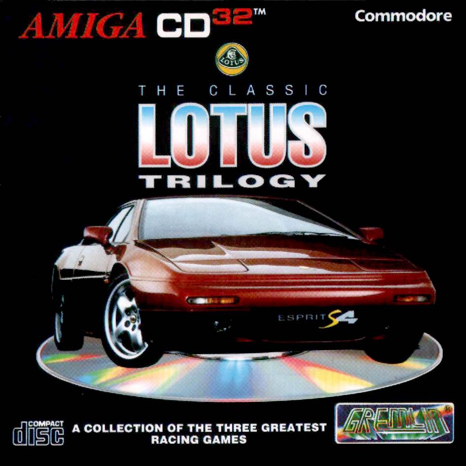 Lotus Trilogy CD32 - okładka płyty