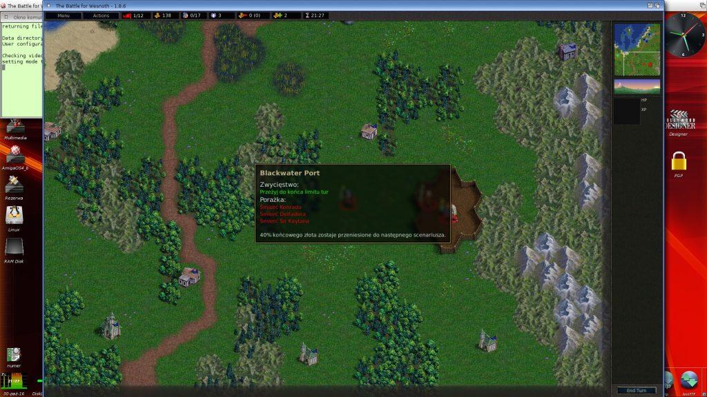 Battle Of Wesnoth - wcześniejszy przebój autorów żabola
